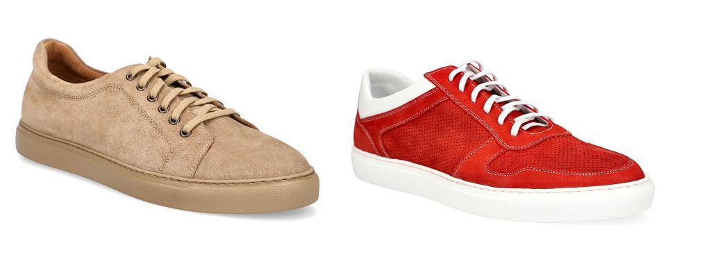Modne sneakersy na wiosnę