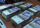 Pralnia pieniędzy w trójmiejskich kantorach. Gotówkę transportowano samolotami i ciężarówkami