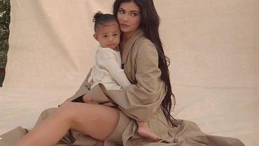 Kylie Jenner opowiedziała, jak wygląda dieta jej córki