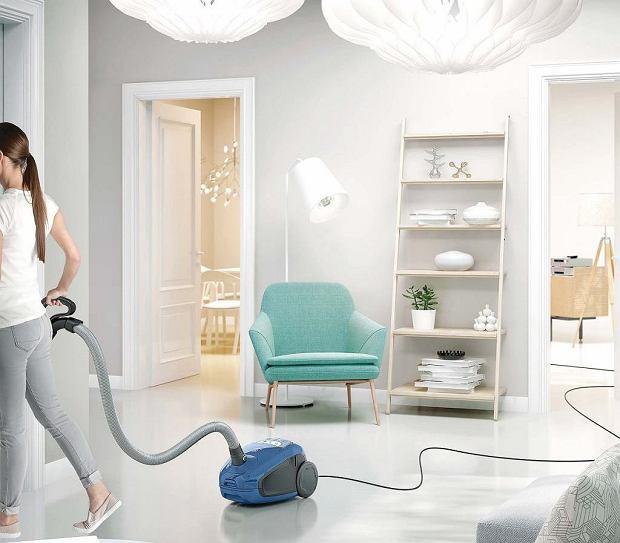 Częste odkurzanie to gwarancja utrzymywania czystości w mieszkaniu
