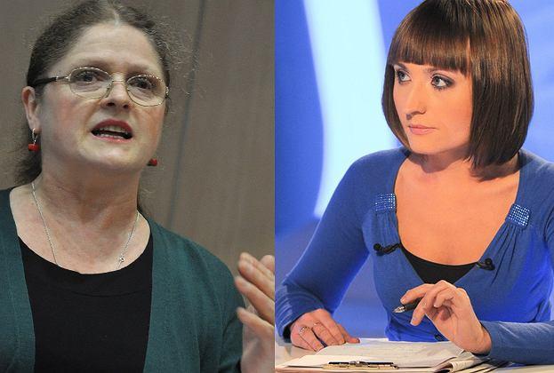 Krystyna Pawłowicz, Justyna Dobrosz-Oracz