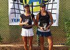 Sukces Falkowskiej w międzynarodowym turnieju tenisa w Egipcie