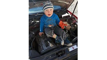 Policja na Dolnym Śląsku szuka 3,5-letniego Kacpra