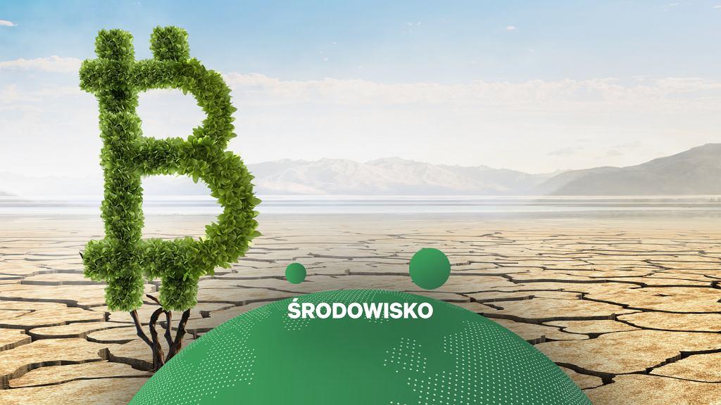 Wpływ Bitcoina na środowisko
