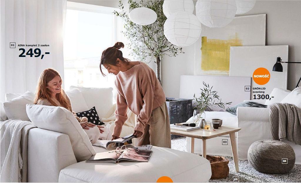 Nowy katalog IKEA