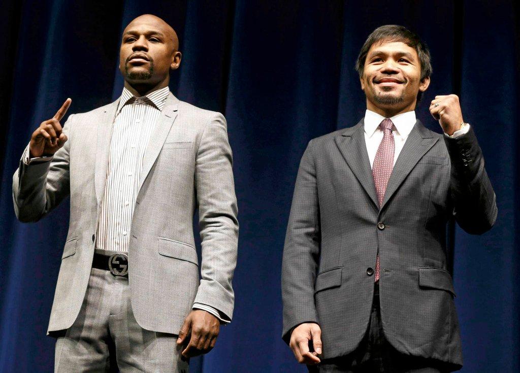Floyd Mayweather i Manny Pacquiao