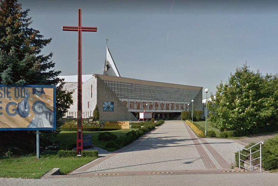 Konin Kościół pw. św. Maksymiliana Kolbego