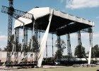 Linkin Park w Rybniku. Budują scenę na wtorkowy koncert, nagłośnienie będzie rekordowe