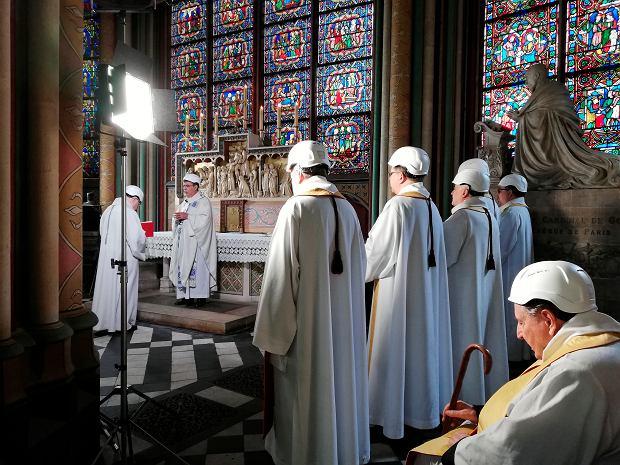 Msza w Notre Dame