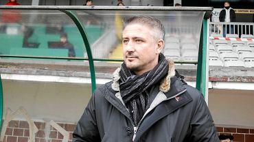 Marcin Adamski, były dyrektor sportowy GKS-u Tychy