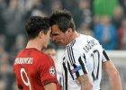 Liga Mistrzów. Juventus-Bayern. Mario Mandżukić kontra Robert Lewandowski. Mandżu-Monster, czyli człowiek który stał się łokciem