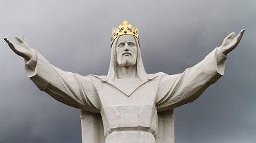 Pomnik Chrystusa Króla w Świebodzinie.