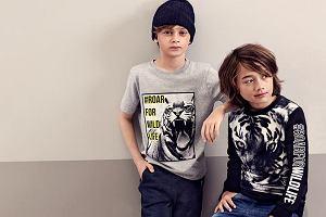 KOLEKCJA H&M KIDS INSPIROWANA WSPÓŁPRACĄ Z WWF