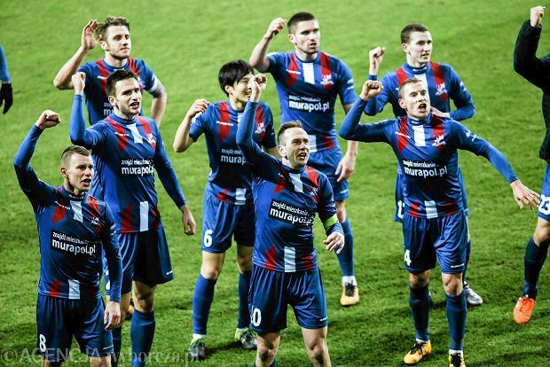 """Podbeskidzie - Termalica Bruk-Bet Nieciecza 2:0. Ależ historia. """"Górale"""" w grupie mistrzowskiej! Najprawdopodobniej..."""