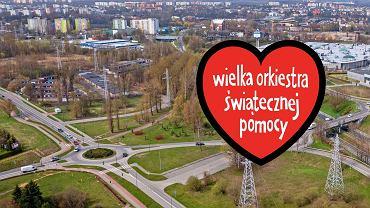 W Sosnowcu będzie rondo Wielkiej Orkiestry Świątecznej Pomocy