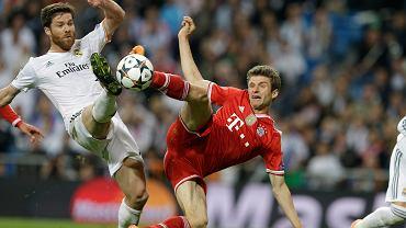 Xabi Alonso i Thomas Mueller będą teraz klubowymi kolegami