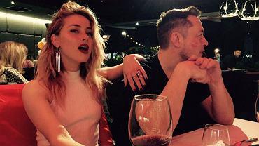 Amber Heard, Elon Musk i Cara Delevignge mieli romans w trójkącie?