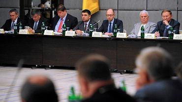 """Ukraiński """"okrągły stół"""" w Charkowie"""