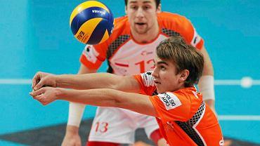Jakub Popiwczak to pierwszy siatkarz Akademii Talentów włączony do drużyny Jastrzębskiego Węgla