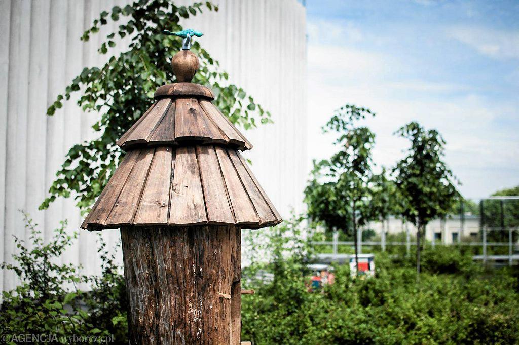 Ogrody na Dachu Centrum Spotkania Kultur w Lublinie  / KAMILA PITUCHA