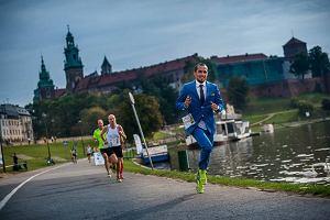 3. PZU Cracovia Półmaraton Królewski, czyli próba w garniturze