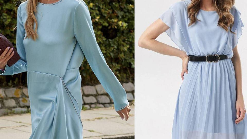 Wyprzedaż pastelowych sukienek