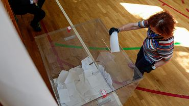 W pierwszej turze częściej głosowali mieszkańcy większych lubuskich miast