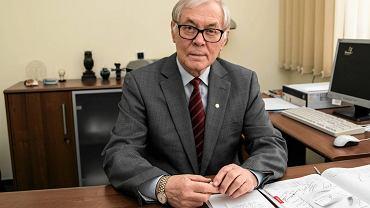 Prof. Włodzimierz Jarmundowicz