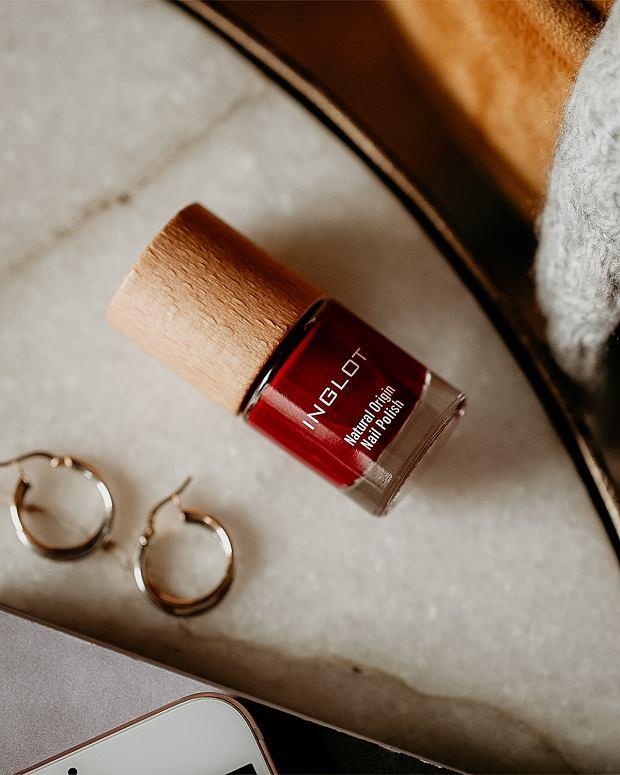 INGLOT - lakiery do paznokci