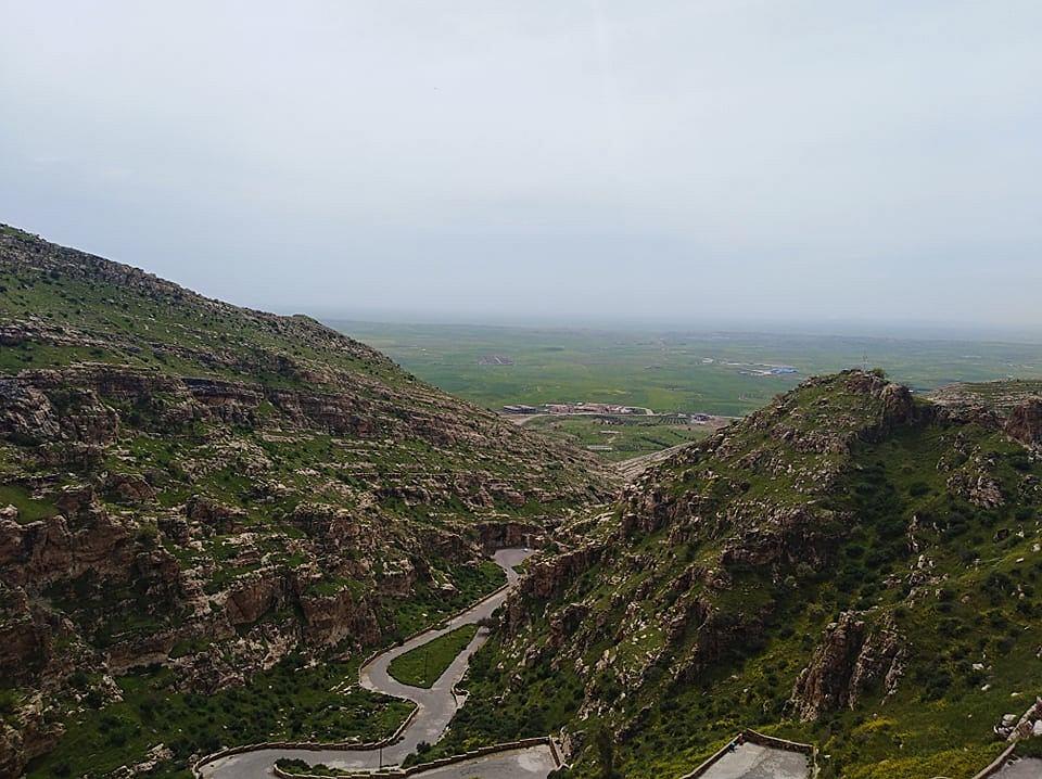 Dolina Niniwa w Iraku