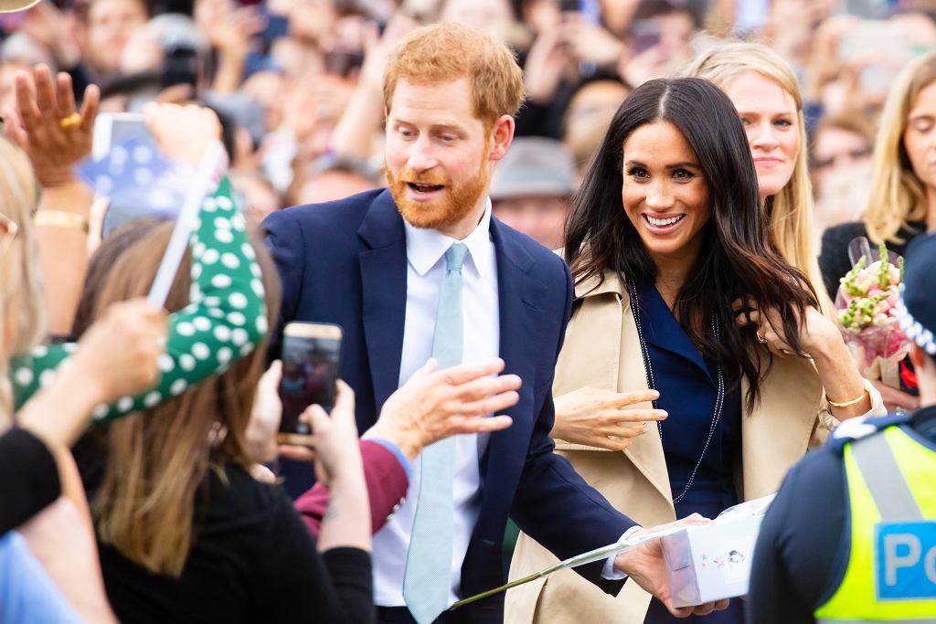 ?Melbourne,,Australia,-,October,18:,Prince,Harry,,Duke,Of,Sussex