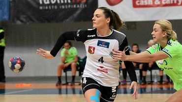 W zespole MKS Selgros zadebiutowała Iovana Bozović (nr 4)