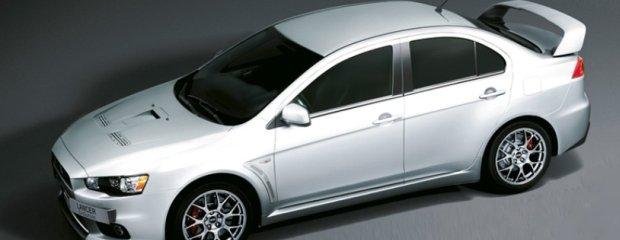 Mitsubishi Lancer Evolution | X oznacza koniec?