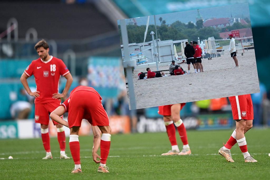 Reprezentacja Polski odreagowała porażkę na plaży w Sopocie