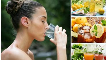 Zdrowe napoje na ochłodę