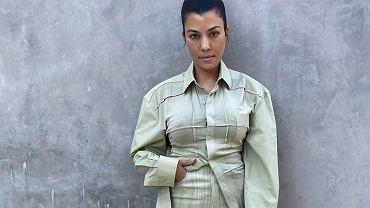 Kourtney Kardashian - wyposażenie treningowe