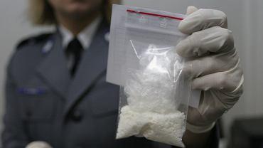 GIS ostrzega przed niebezpiecznym narkotykiem - zdjęcie ilustracyjne