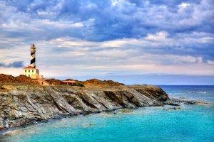 Jeden z ostatnich rajskich zakątków Europy - Minorka, morze spokoju
