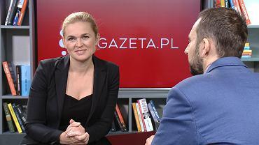 Gościem porannej rozmowy Gazeta.pl będzie Barbara Nowacka.