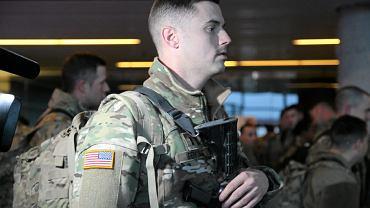 W Polsce odbędą się wielkie ćwiczenia armii amerykańskiej / Fot . Mieczysław Michalak