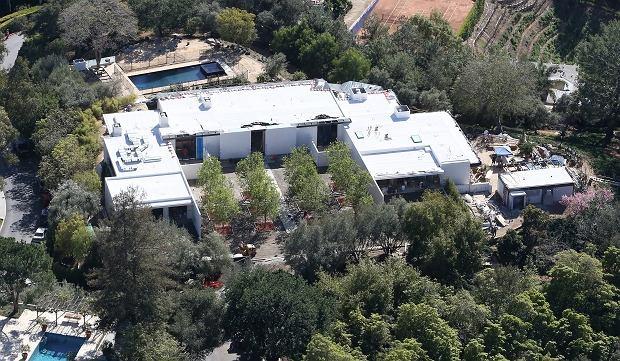 Remont domu Jennifer Aniston