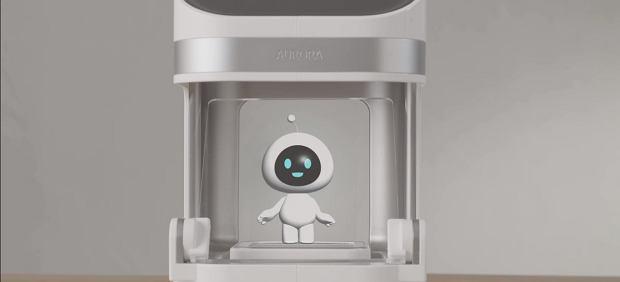 Hologram, z którym można porozmawiać. Oto nowy pomysł Samsunga/YouTube.com