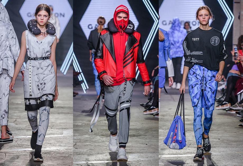 Pokazem na KTW Fashion Week Gaberon zadebiutował na polskim rynku