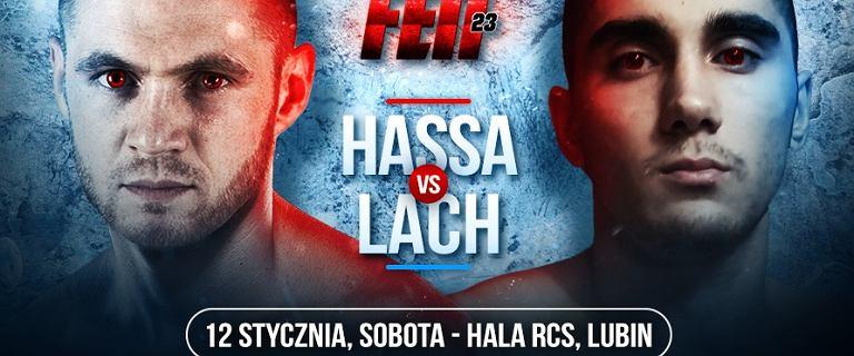 MMA. Bartosz Hassa poznał rywala na FEN 23