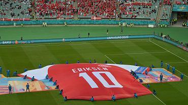 UEFA zaprosiła Christiana Eriksena na finał Euro 2020