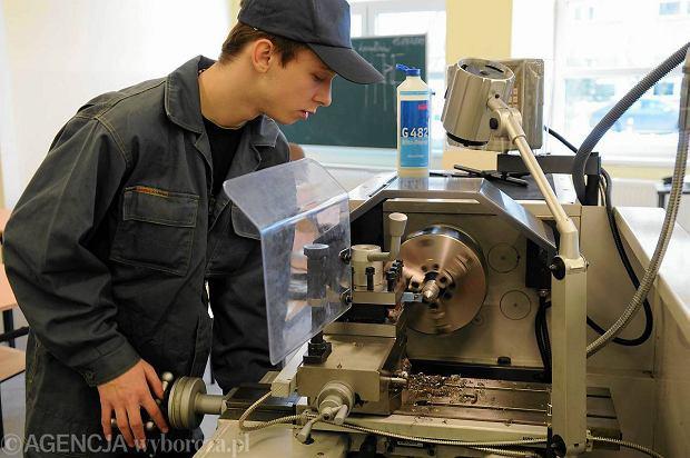 Nowe pracownie w Centrum Kształcenia Praktycznego przy ul. Strzegomskiej