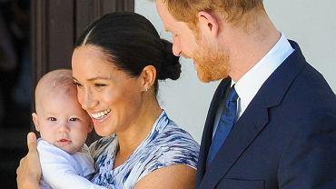 Książę Harry, Meghan Markle, Archie