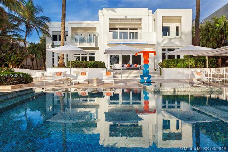 Posiadłość na Florydzie należąca do Tommiego Hilfigera