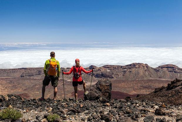 Niezapomniany widok. Park Narodowy Teide na Teneryfie, Wyspy Kanaryjskie / fot. Shutterstock