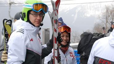Anna Ogarzyńska i Maciej Krężel